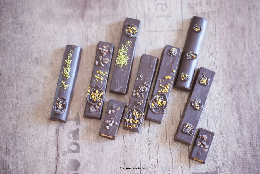 batoane de ciocolata cu superalimente sportychoco