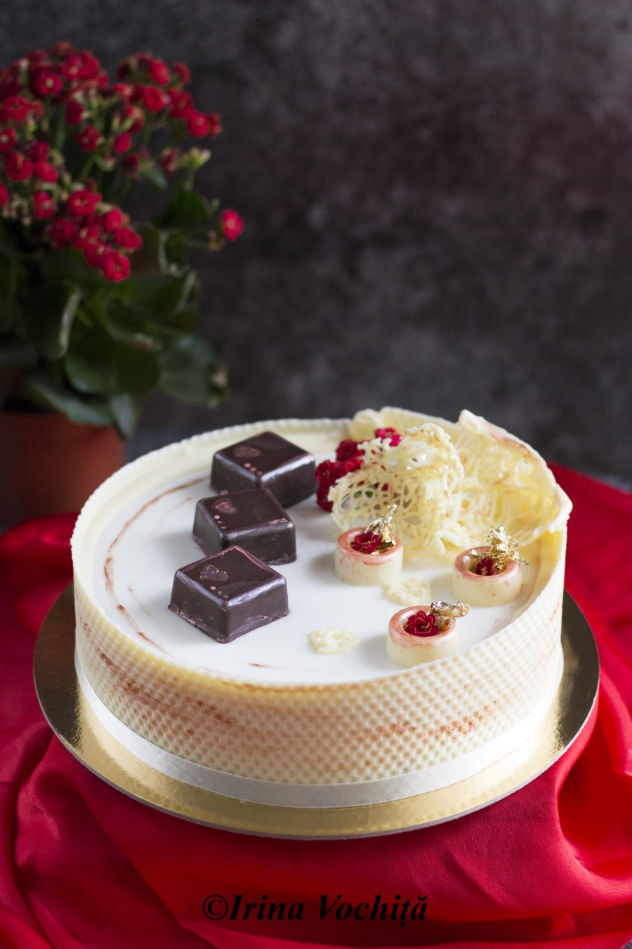 cheesecakeul cu blat de briosa frantuzeasca
