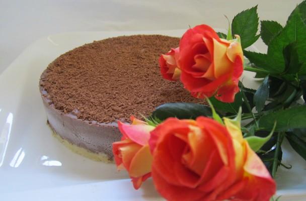 Tort trufă de ciocolată Sportychoco