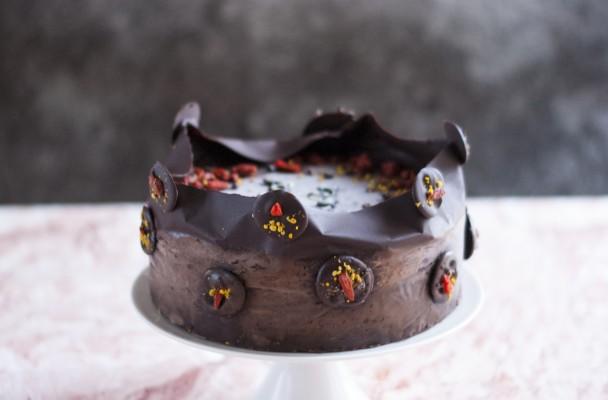 tort din ciocolata picanta sportychoco