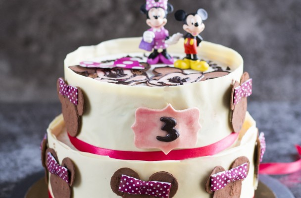 tort mickey si minnie mouse