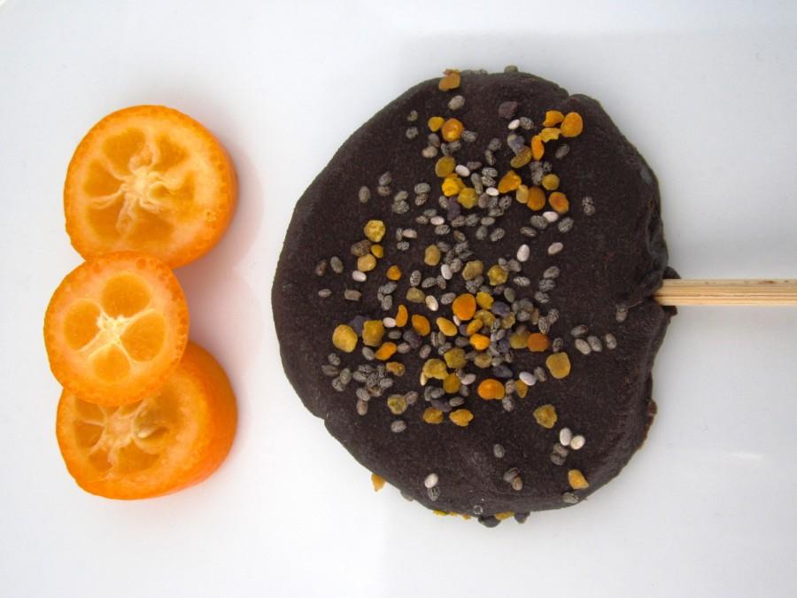 ciocolata si kumquats