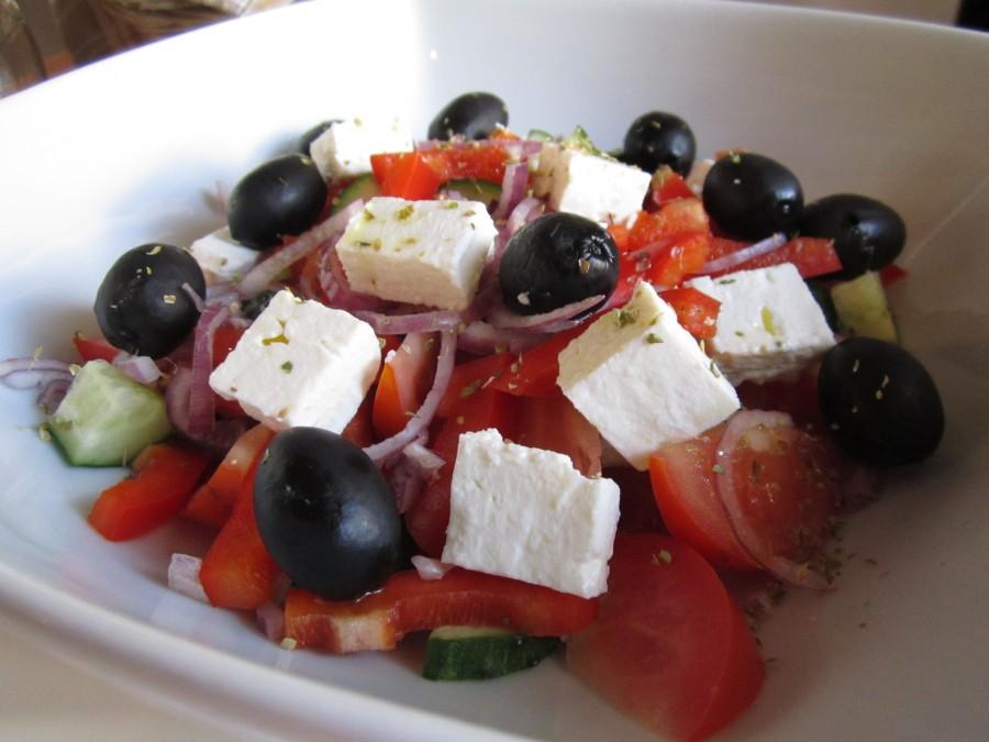 salata greceasca la zavat