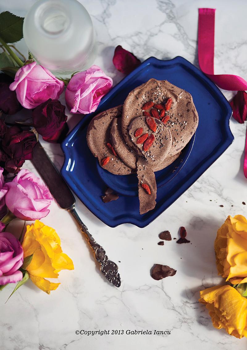 ciocolata cu chia si goji