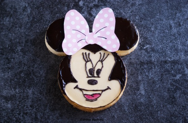 cheesecake minnie mousse