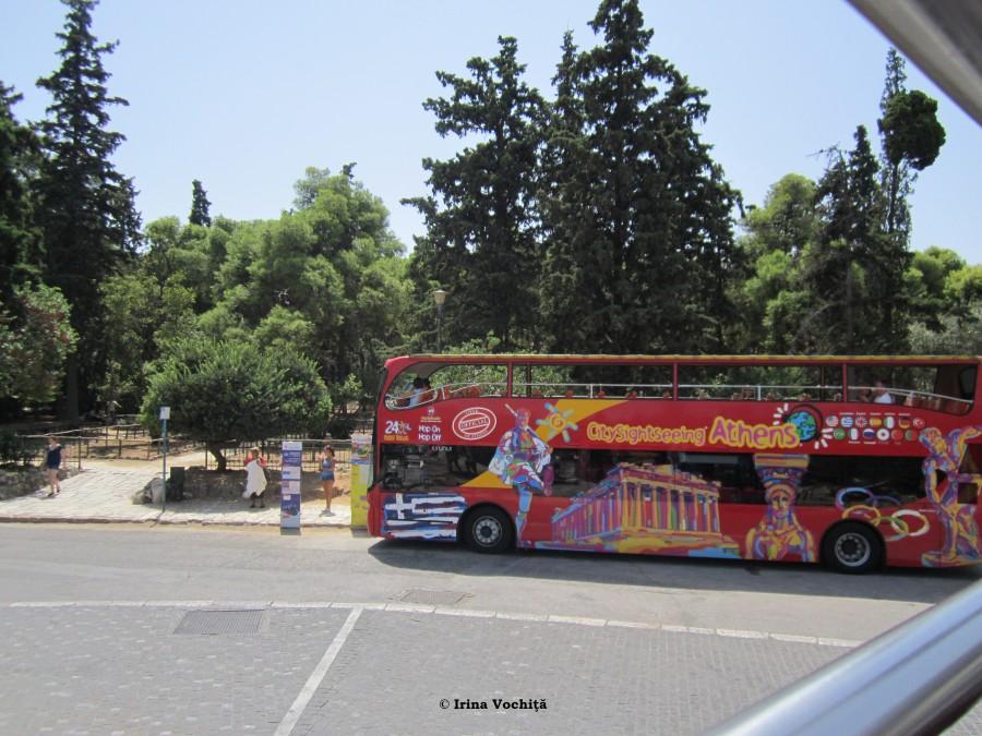 autobuz Atena