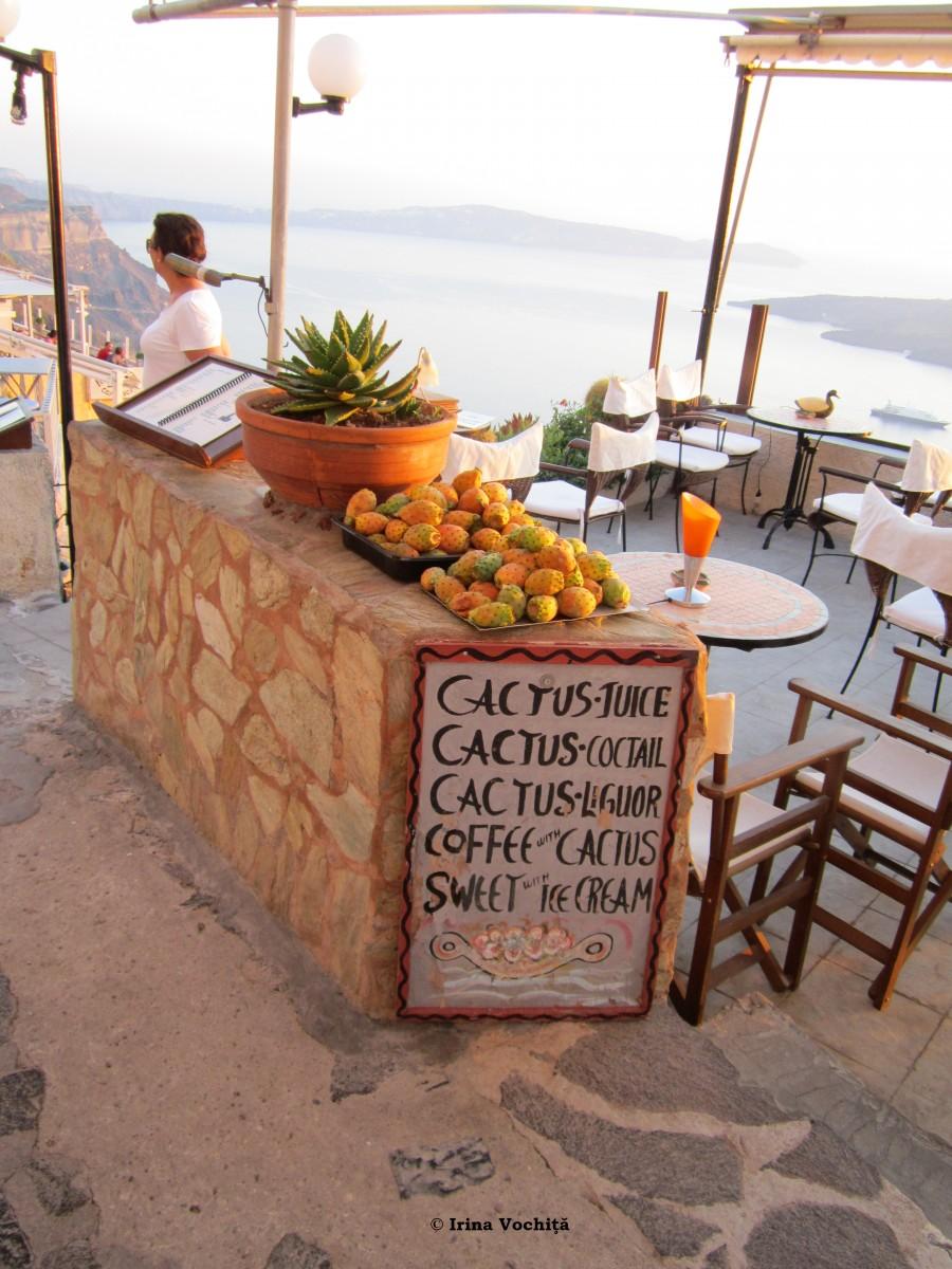 cocktailuri santorini