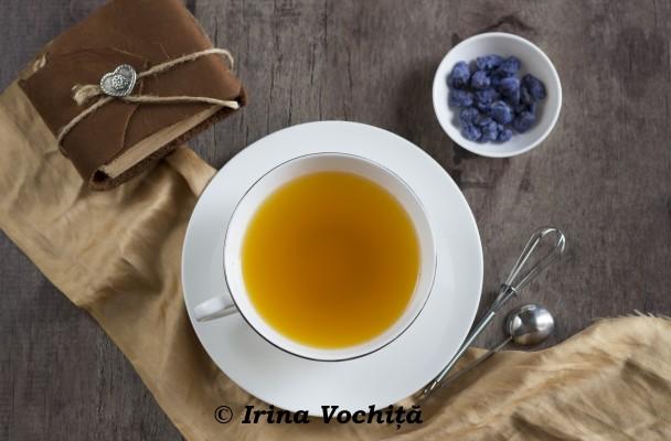 ceai de ghimbir sportychoco
