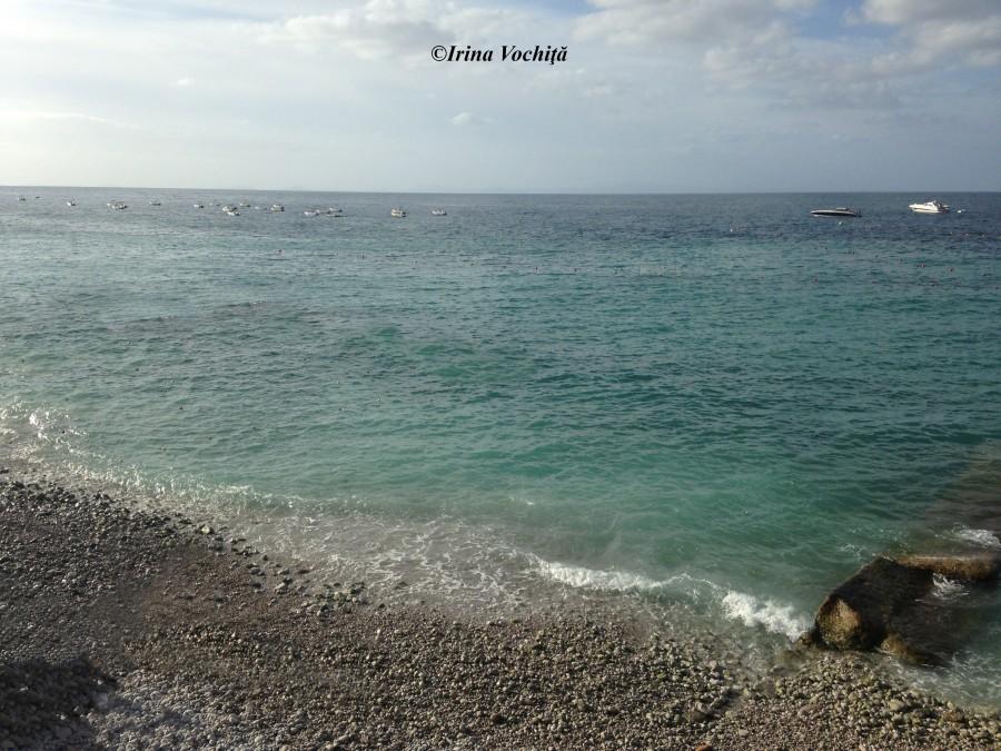 plaja langa marina grande capri
